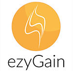 EzyGain logo with link to their site